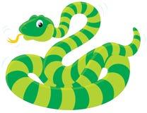 Schlange stock abbildung
