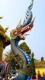 schlange Schlangenkönig von Nagas lizenzfreie stockfotografie