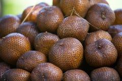 Schlangen-Frucht stockbilder