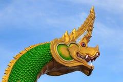Schlangenkönig oder König von Naga Lizenzfreies Stockfoto