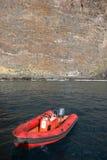 Schlauchboot Stockbilder
