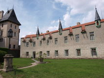 ½ - Schleb - República Checa leby de Å Imagens de Stock