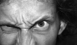 Schlechte Augen Lizenzfreie Stockbilder