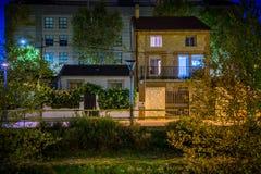 Schlechte Wohnungen Lizenzfreies Stockbild