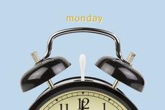 Schlechter Montag Stockfotos