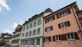 schlechter ragaz Schweizer Stockbilder
