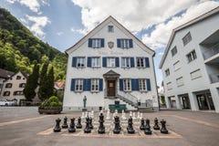 schlechter ragaz Schweizer lizenzfreie stockbilder