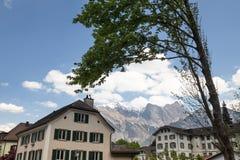 schlechter ragaz Schweizer Stockfotos