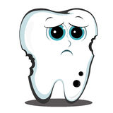 Schlechter Zahn Lizenzfreies Stockfoto