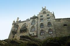 Schlechtes Bentheim-Schloss Lizenzfreies Stockbild