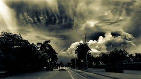Schlechtes Wetter Stockfotos