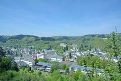 Schleiden, Eifel region, Niemcy Zdjęcia Royalty Free