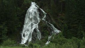 Schleierfall, Hohe Tauern, Austria metrajes