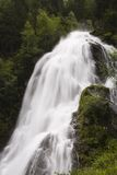 Schleierfall in Tirol Stock Photography