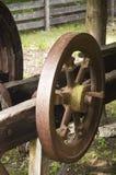 Schleifscheibe des Bauernhofes Lizenzfreie Stockfotos
