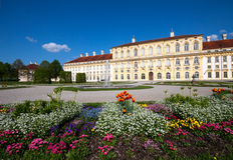Schleissheim pałac Obraz Royalty Free
