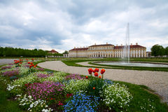 Schleissheim  palace Stock Images