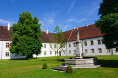 Schleissheim Palace, Germany Stock Photo