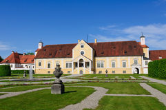 Schleissheim Palace, Germany Royalty Free Stock Image