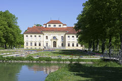 Schleissheim Schloss Lustheim, Munich Royalty Free Stock Image