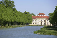 Schleissheim Schloss Lustheim, Munich Royalty Free Stock Photos