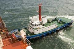 Schlepperboot Lizenzfreies Stockfoto