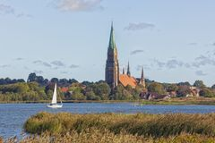 Schleswig Cathedral Stock Photos
