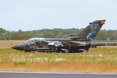 Panavia Tornado at NATO Tiger Meet M2014 Stock Photos