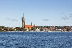 Schleswig Skyline Stock Images