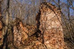 Schließen Sie Bergwerke in Illinois aus Stockfotografie