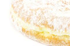Schließen Sie herauf bayerischen Donut Stockfoto
