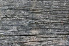 Schließen Sie herauf Beschaffenheit von alten hölzernen Planken Lizenzfreie Stockfotografie