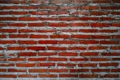 Schließen Sie herauf Bild und Weinleseart auf alter Backsteinmauer, alte Beschaffenheit Stockbilder