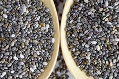 Schließen Sie herauf Chai-Samen lizenzfreie stockfotografie