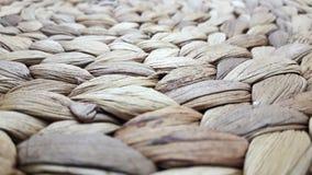 Schließen Sie herauf das Foto der Weidenkorb-Gewebebeschaffenheit und Hintergrund flechten stockfoto