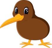 Schließen Sie herauf Kiwivogel Lizenzfreie Stockbilder