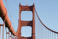 Schließen Sie herauf Kontrollturm Golden Gate lizenzfreie stockbilder