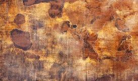 Schließen Sie herauf Kupfer Texturhintergrund stockfotografie