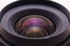 Schließen Sie herauf 50 Millimeter-Linsengläser Lizenzfreie Stockbilder