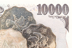 Schließen Sie herauf Währung Lizenzfreies Stockfoto