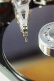 Schließen Sie oben vom Festplattenlaufwerk Lizenzfreies Stockbild