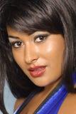 Schließen Sie oben vom schönen Latino Lizenzfreie Stockbilder