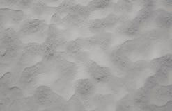 Schließen Sie oben vom weißen Schnee Stockbild