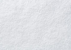 Schließen Sie oben vom weißen Schnee Lizenzfreies Stockbild
