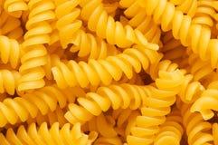 Schließen Sie oben von den italienischen Teigwaren Lizenzfreie Stockbilder