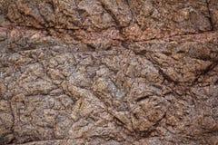 Schließen Sie oben von der Felsenbeschaffenheit Lizenzfreie Stockfotografie