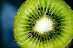 Schließen Sie oben von der Kiwi Stockbild