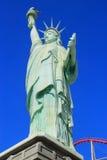 Schließen Sie oben von der Replik des Freiheitsstatuen, New York - New York ho stockfotografie