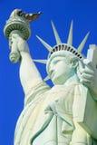 Schließen Sie oben von der Replik des Freiheitsstatuen, New York - New York ho stockbilder