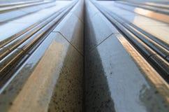 Schließen Sie oben von einem Gebäude lizenzfreie stockfotografie